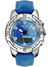 5d05d79d9f5 Tissot T-Touch Collection T33763881 - Reloj de Caballero de Cuarzo
