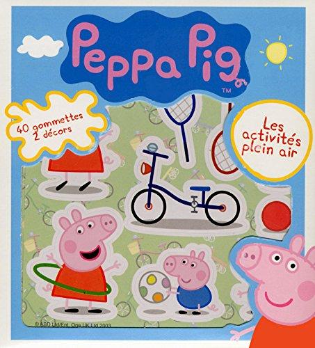 Peppa Pig Les activités plein air