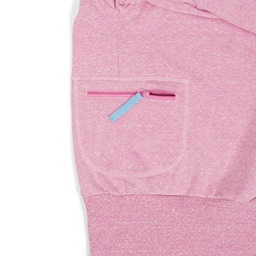 Intimuse Damen Sweatshirt Rosa (pink Melange 084)