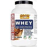 90 Whey Protein 750 grammes Isolat protéique de lactosérum hydrolysées et de haute valeur biologique , riche en...