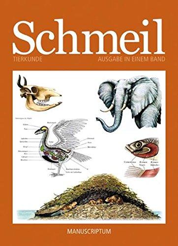 Tierkunde: Biologisches Unterrichtswerk