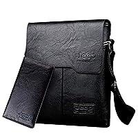 جيب حقيبة للرجال-اسود - مجموعة حقائب اليد