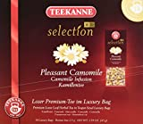 Teekanne Selection 1882 im Luxury Bag - Pleasant Camomile/Kamille - wohltuend-bekömmlich, 18 Portionen, 1er Pack (1 x 45 g)