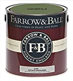 Farrow & Ball Estate Emulsion 2,5 Liter - CALKE GREEN No. 34