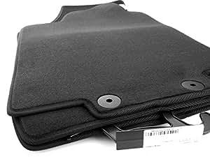Tapis de sol pour volkswagen golf iV cabriolet d'origine de 4 pièces de qualité pour tapis noir neuf