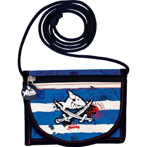 Preisvergleich Produktbild Brustbeutel Capt'n Sharky Sieben Weltmeere