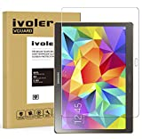 ivoler Vetro Temperato Compatibile con Samsung Galaxy Tab S 10.5 Pollici (SM-T800/SM-T805), Pellicola Protettiva, Protezione per Schermo