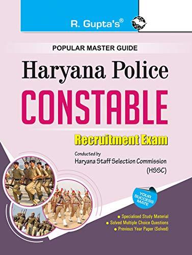 Haryana Police: Constable Recruitment Exam Guide
