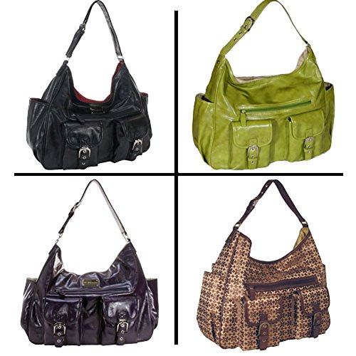 amy-michelle-designer-sweet-pea-bebe-black-purse-diaper-bag
