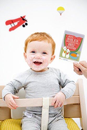 Milestone Baby Cards Erinnerungskarte - 6