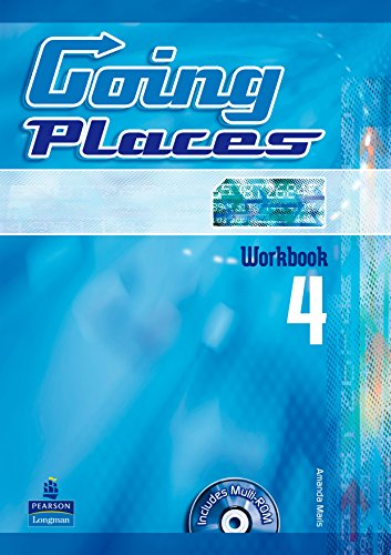 Going Places 4 Workbook Pack - 9788498373349