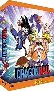 Dragonball - Box 1/6 (Episoden 1-28) [5 DVDs]