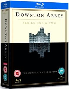 Downton Abbey - Series 1 & 2 [Blu-ray] [Region Free]