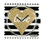S.T.A.M.P.S. Stamps Horloge cadran Shiny Love 104650