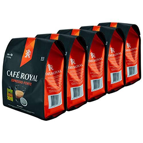 Café Royal Espresso Forte, 36 Pads, 5er Pack -