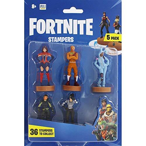 Fortnite Figurine Collection | Ensemble De 5 Figurine Fortnite À Collectionner | Jouet Adulte Et Enfants | Accessoire Et Cadeau Fortnite  Pour Gamer Et Geek | Lot De 5 (en sélection aléatoire)