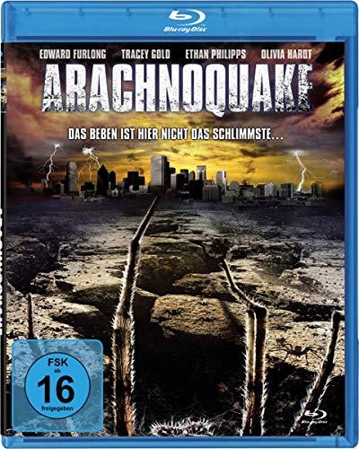 Arachnoquake [Blu-ray]