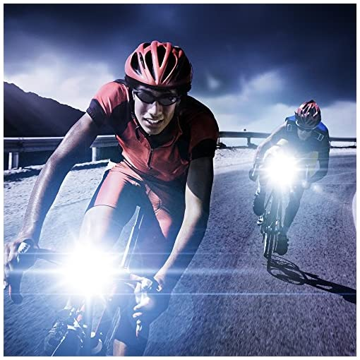 Eagle Eye USB ricaricabile Bike Light set di ritmi