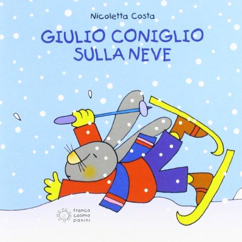 Giulio Coniglio va sulla neve