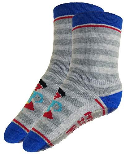 (EveryKid Ewers Jungenstoppersocken Stoppersocken ABS Socken Antirutsch schadstofffrei ganzjährig Super Dad für Kinder (EW-221077-W18-JU3-3900-18/19) in Sweater, Größe 18/19 inkl Fashionguide)