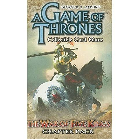 A Game of Thrones The Card Game: The War of Five Kings Chapter Pack