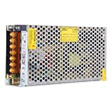 Lixada Transformador de Voltage Alimentación de Interruptor para Tira de LED AC 110V / 220V a 12V DC 15A 180W