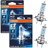 2x OSRAM COOL BLUE INTENSE H7 12V 55W Halogen Lampen