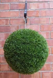 Artificial Conifer Ball 28cm