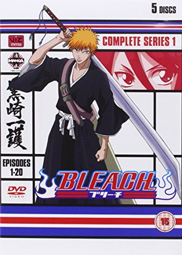 Bleach - Complete Series 1 [5 DVDs] [UK Import] (Bleach-complete Box Set)