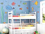 I-love-Wandtattoo WAS-10003 Wandsticker Kinderzimmer