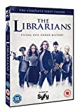 Librarians: The Complete First Season (4 Dvd) [Edizione: Regno Unito]