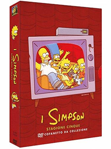 I Simpson(cofanetto da collezione)Stagione05 [4 DVDs] [IT Import]