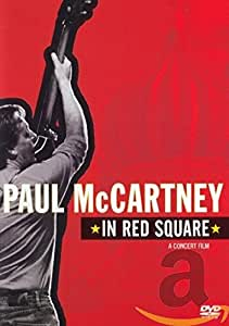 Paul McCartney : Red square
