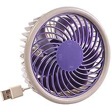 Stylepie USB Ventilador PC 125mm Ventilación Mini ventilador de mesa