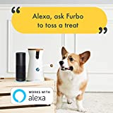 Furbo Hundekamera: Full HD WiFi Haustierkamera mit Leckerli Ausgabe, 2-Wege-Audio und Bell-Alarm (bekannt aus VOX hundkatzemaus) - 6