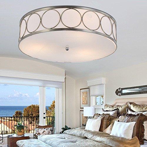 Semplice ed elegante in ferro battuto tre soggiorno camera da letto Soffitto soffitto ristoranti