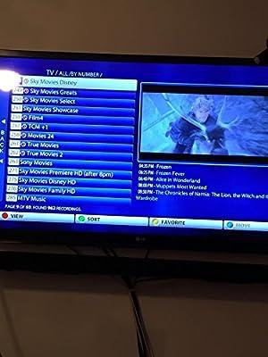 Russische TV ohne ABO MAG 250 IPTV SET TOP BOX Internet TV + Videothek