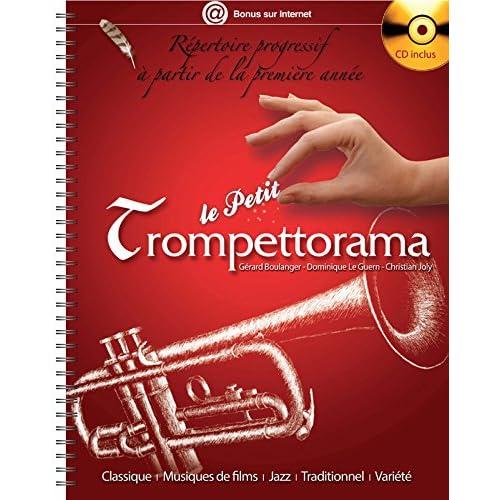 Le Petit Trompettorama+ CD
