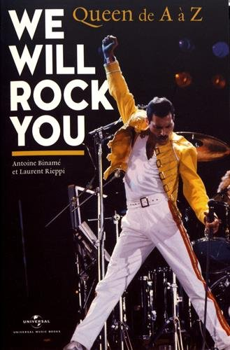 We Will Rock You par Laurent Rieppi