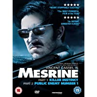 Mesrine: Part 1 & 2