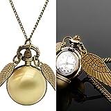Legendary volante boccino d' oro orologio collana