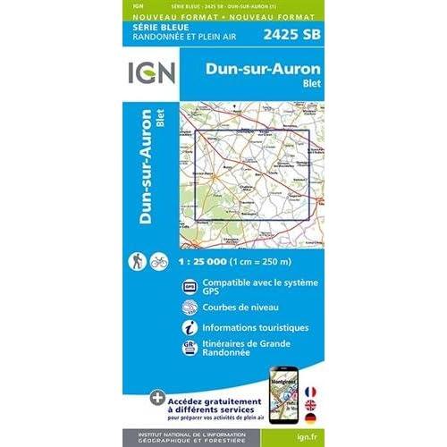 Dun-sur-Auron/Blet : 2425sb