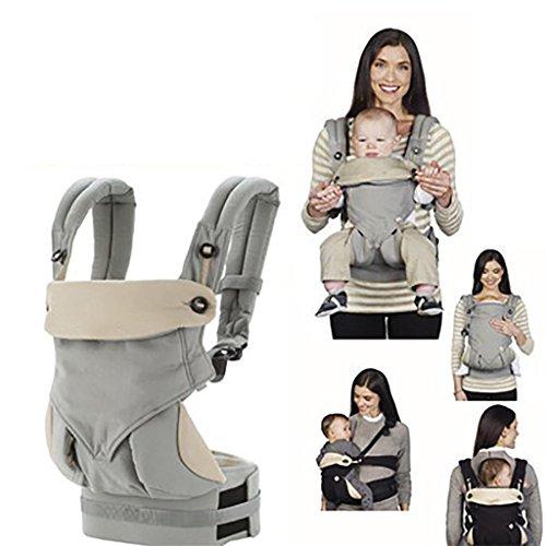 HMM-Porte-bébé Sling 4 en 1 Carry façons multifonction 100% pur coton ba5f1c809ee