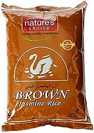 Natures Choice Natures Choice Brown Jasmine Rice, 2kg