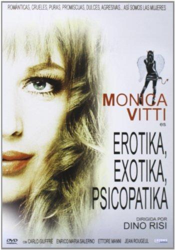 Preisvergleich Produktbild Erotika,  Exotika,  Psicopatika (Las Mujeres Somos Así) (1971) (Import)