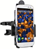 mumbi Lüftungsgitterhalterung Samsung Galaxy S3 i9300 / S3 Neo Halterung / Lüftungsschlitz Halterung