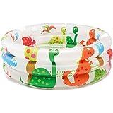 #6: PA Toys Dinosaur 3 Ring Baby Pool-2 Feet