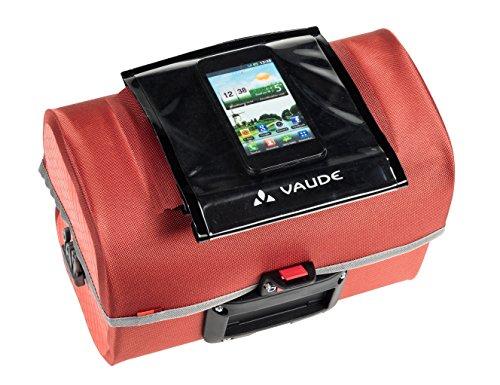 Vaude Klarsichthüllen-Tasche-Zubehör für Lenkertaschen für Karte und Mobile Begleiter