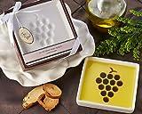 """Artisano Designs """"Vineyard Select Olive Olio e aceto Balsamico di Immersione Piastra"""