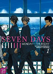 Seven Days Edition simple Tome 1